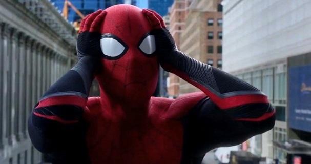 spider-man 607