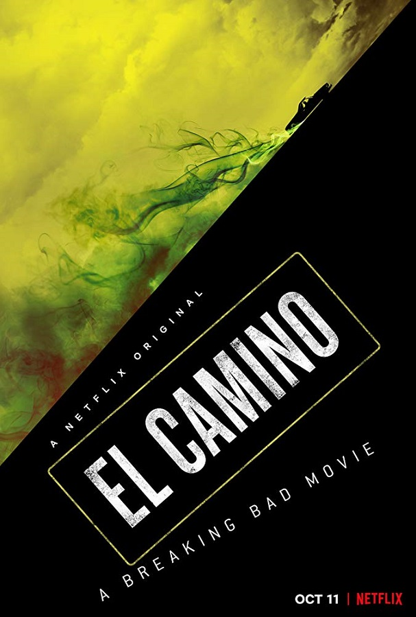 el camino breaking bad poster 607