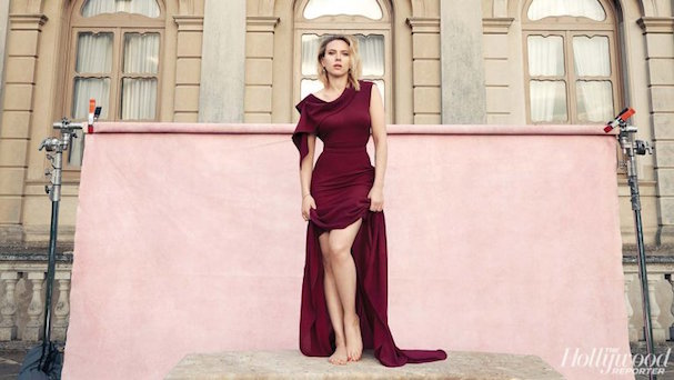 Scarlett Johanson Hollywood Reporter 607 2