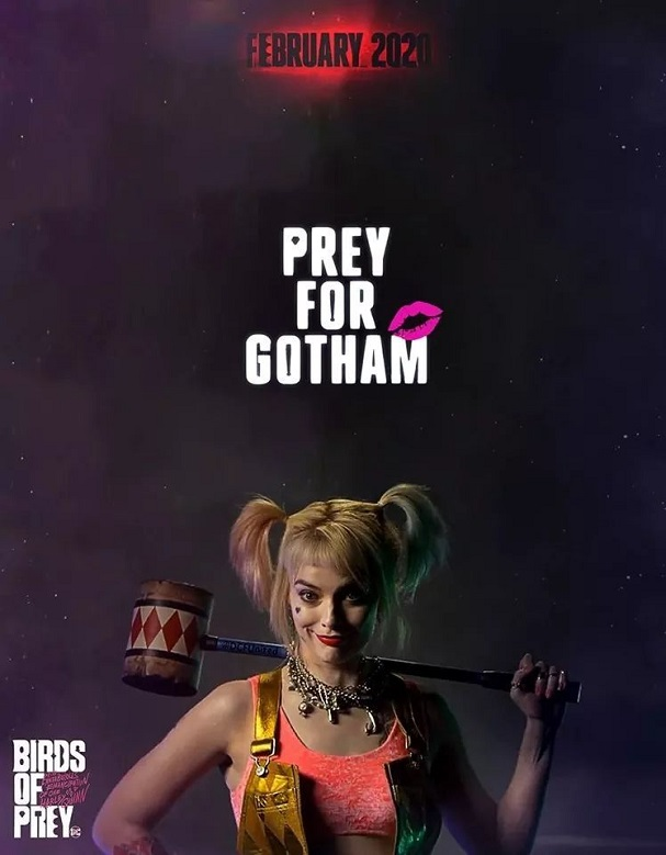 birds of prey poster 607