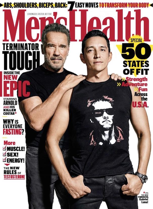 Arnold Schwarzenegger 607 1