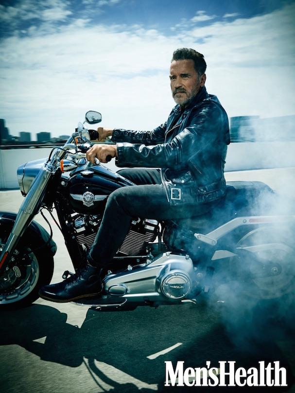 Arnold Schwarzenegger 607 3