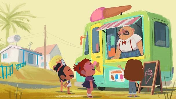 anymasyros ice cream man 607