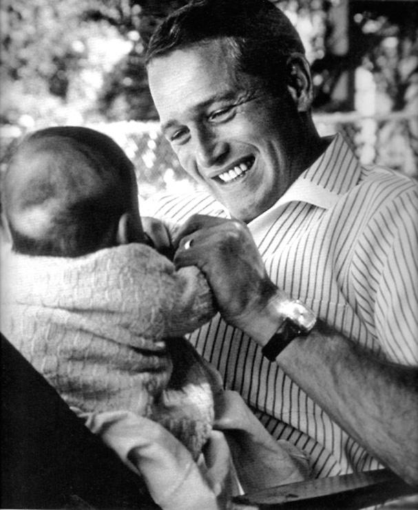 Paul Newman 607 7