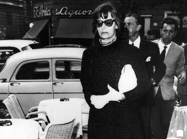 Greta Garbo 607