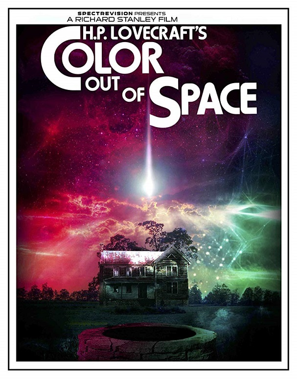 color out of space poster 607
