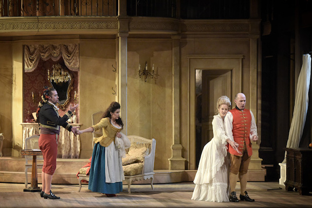 the Marriage of Figaro James Grey 607