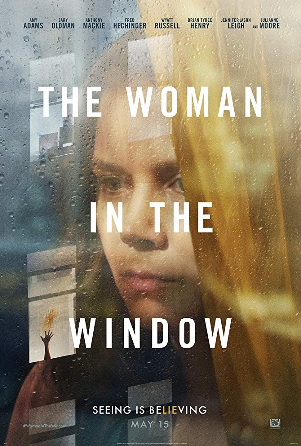 the woman in the window poster 607