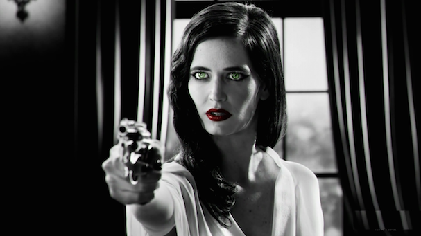 Sin City : Α Dame to Kill For 607