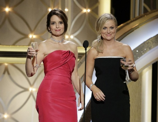 Tina Fey and Amy Poehler 607
