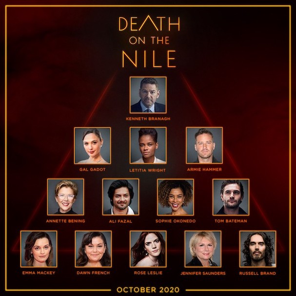 Death on the Nile 607