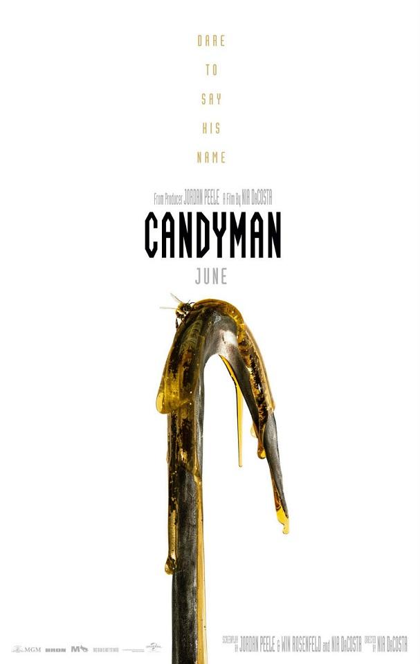 candyman poster 607