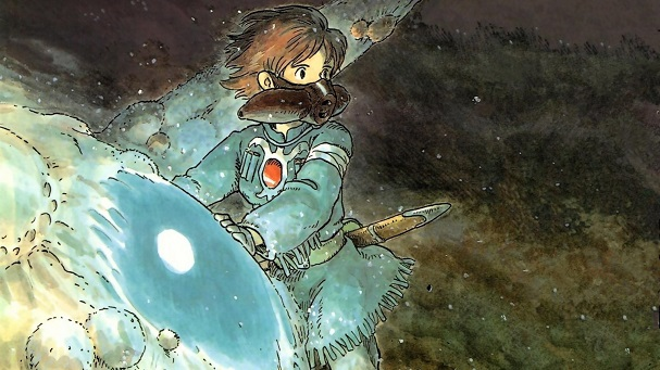 nausicaa of the valley of the wind 607