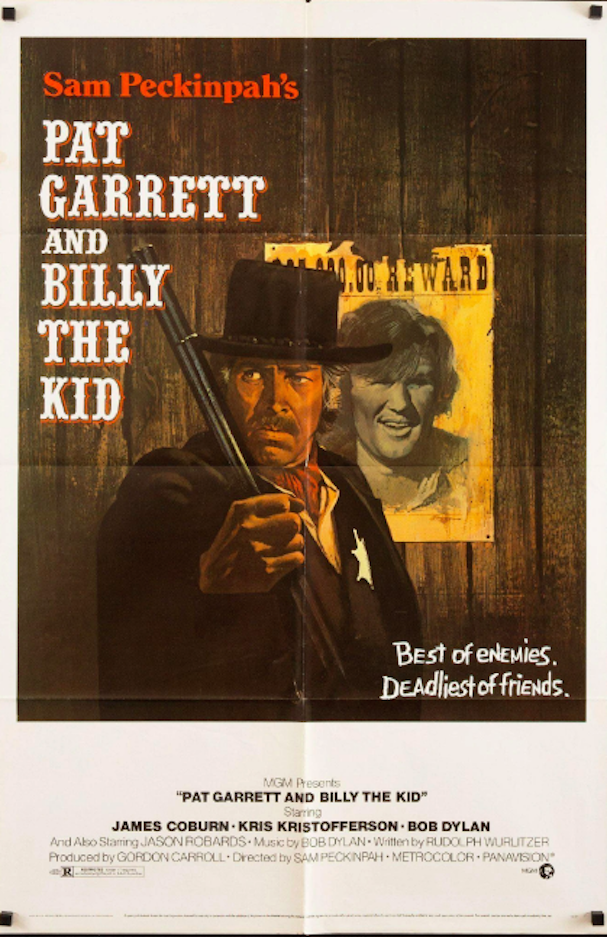 Pat Garret and Billy the Kid 607 5