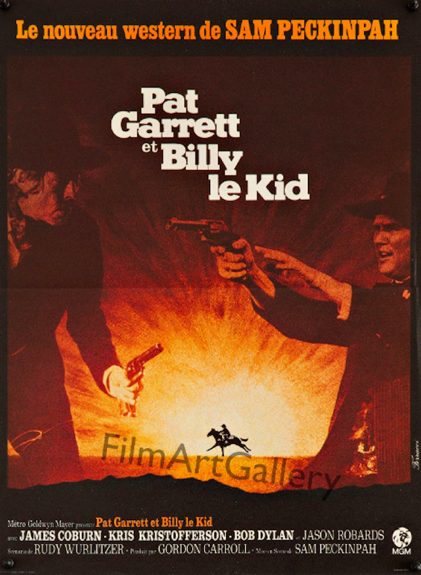 Pat Garret and Billy the Kid 607 4