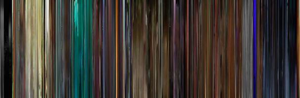 Movie Bar Code 607 4