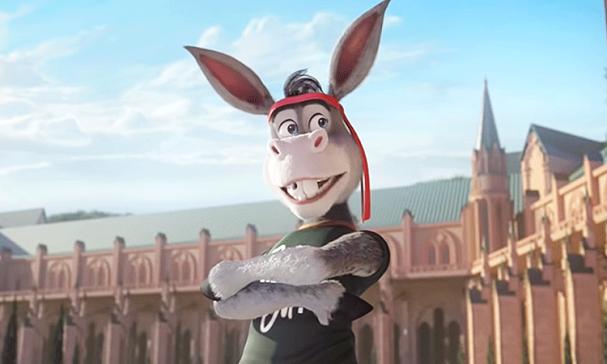 donkey king 607