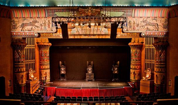 egyptian theater 607