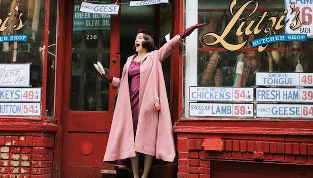 Ηρθε η ώρα να γνωρίσετε την «Marvelous Mrs Maisel»(trailer)