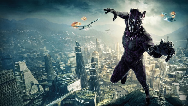 11b5af3cf7fc Oscars 2019  To «Black Panther» είναι η πρώτη ταινία με υπερήρωα που είναι  υποψήφια για Οσκαρ Καλύτερης Ταινίας