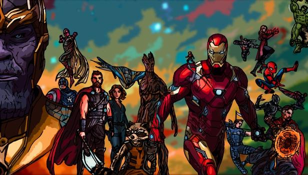 d80f678642 Η κατηγορία των οπτικών εφέ ίσως χαρίσει στη Marvel το πρώτο της Οσκαρ στην  κατηγορία με τους «Εκδικητές  Ο Πόλεμος της Αιωνιότητας».